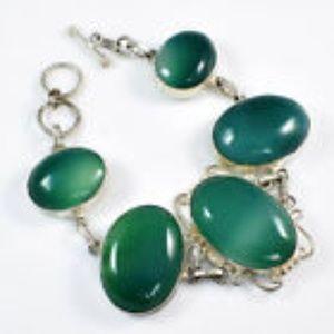 Green Bracelet for S. Oliver